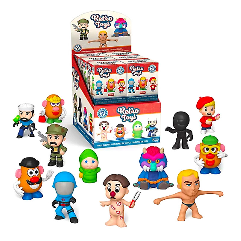 Hasbro Retro Toys Mystery Mini Series Blind Box
