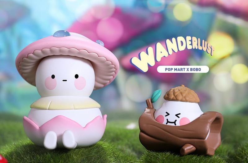 Bobo and Coco Wanderlust Mini Series Blind Box