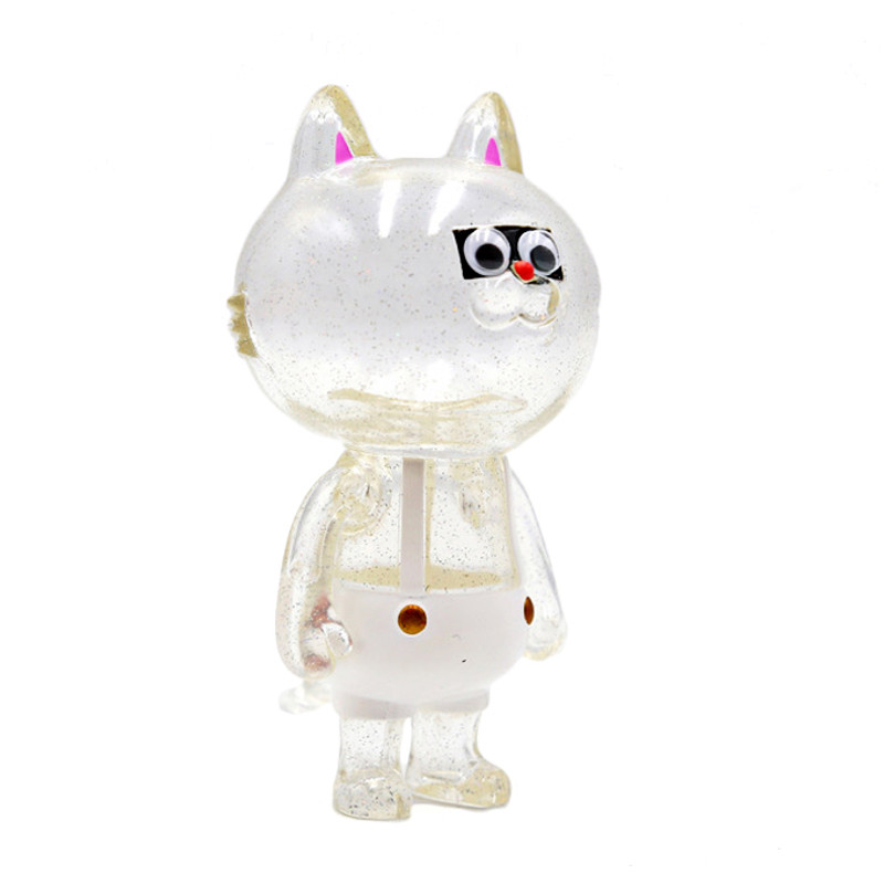 New Nekotaro Clear Glitter by T9G