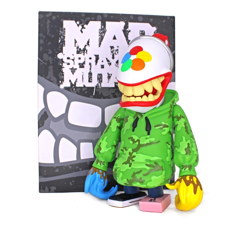 Mad Spraycan Mutant OG Street by MAD