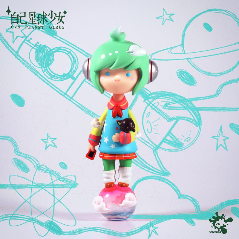 Own Planet Girls Aki by OKLuna PRE-ORDER SHIPS NOV 2020