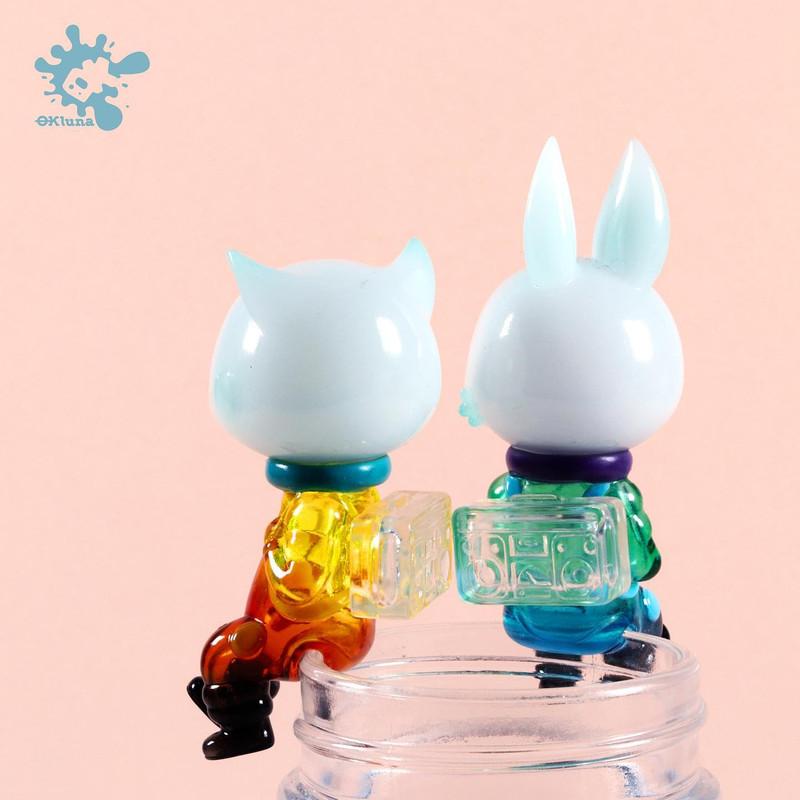 Cuppy Paul & Ringo by OKLuna