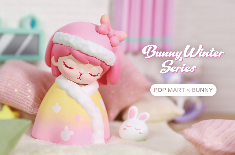 Bunny Winter Mini Series Blind Box PRE-ORDER SHIPS FEB 2021
