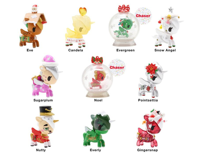 Unicorno Holiday Series 2 Blind Box