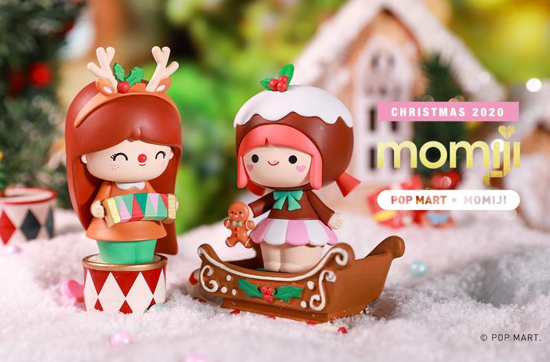 Momiji Christmas 2020 Mini Series Blind Box