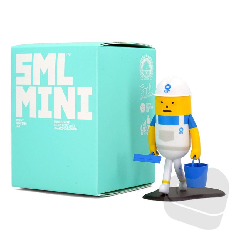 Sticky Monster Lab Mini-Figure Walking Series Blind Box PRE-ORDER SHIPS MAR 2021