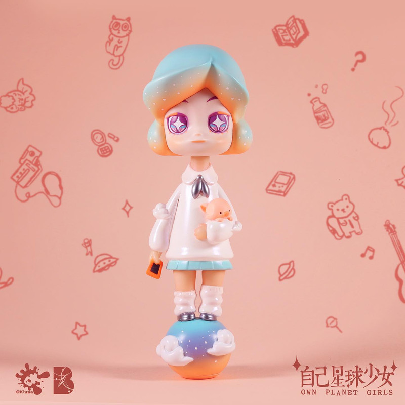 Own Planet Girls Miwu by OKLuna PRE-ORDER SHIPS DEC 2020