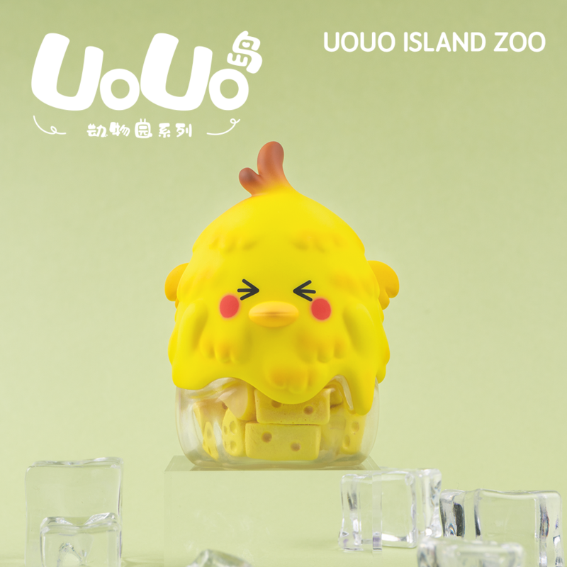 UoUo Island Zoo Blind Box by Cichy PRE-ORDER SHIPS MAR 2021