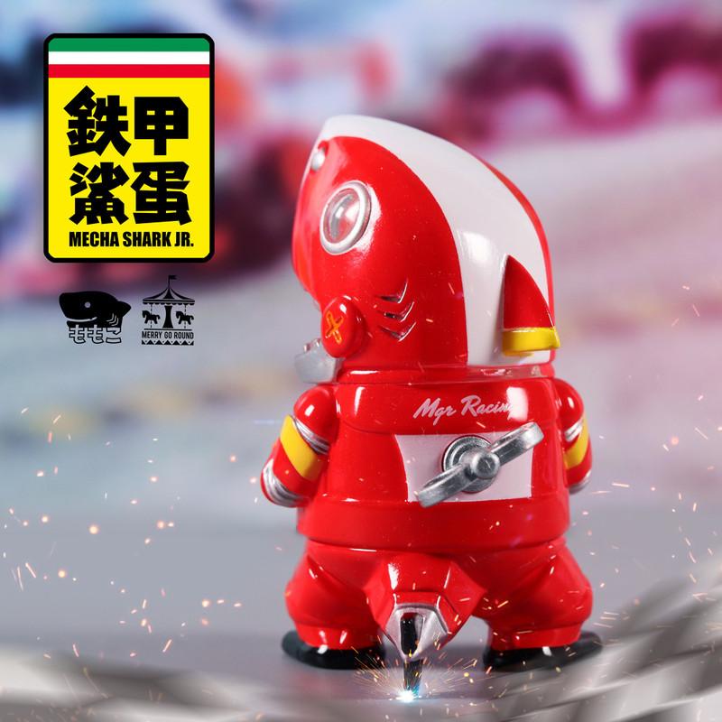 Mecha Shark Jr. MGR Racing by Momoco PRE-ORDER SHIPS LATE JAN 2021