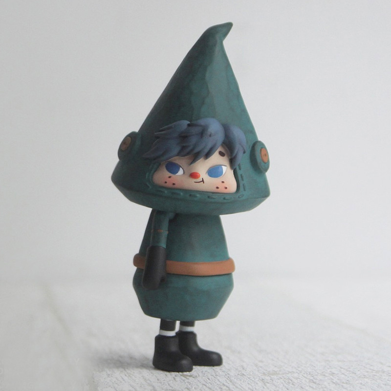 Green Elf Lake Water Version by Two Hands Studio