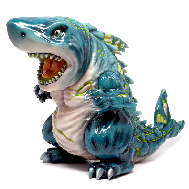 Shark King From The Hell by Momoco PRE-ORDER SHIPS LATE JAN 2021