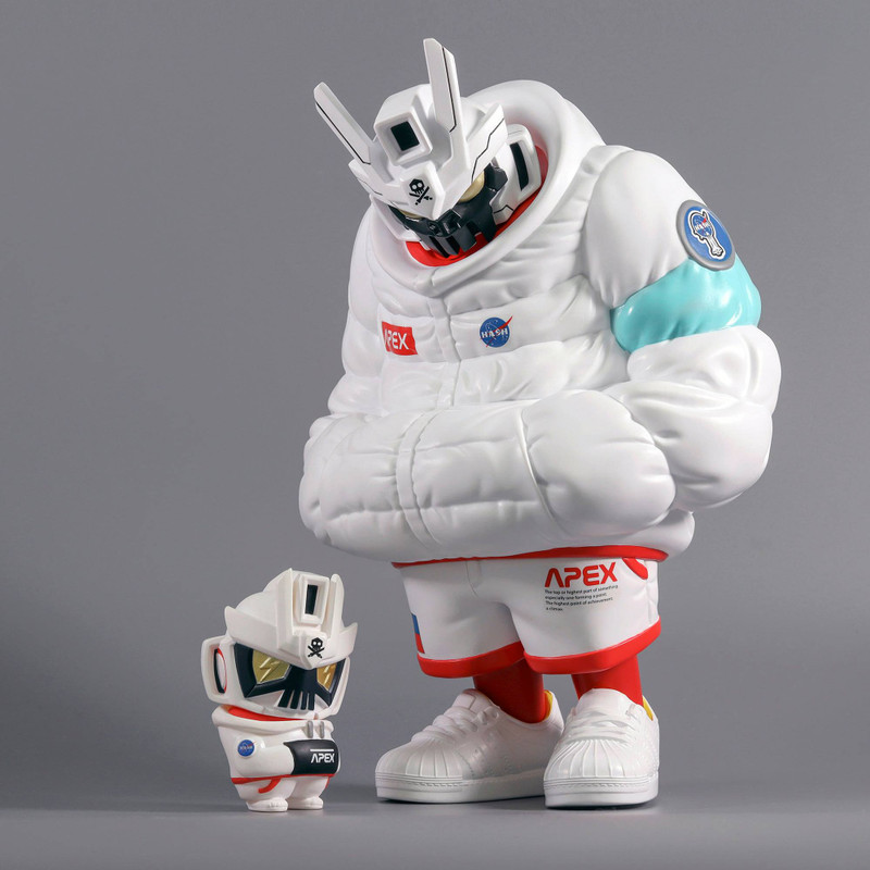 Space Apex NanoTEQ63 + R177A GorillaTEQ Combo Set by Quiccs x Playful Gorilla PRE-ORDER SHIPS LATE DEC 2020