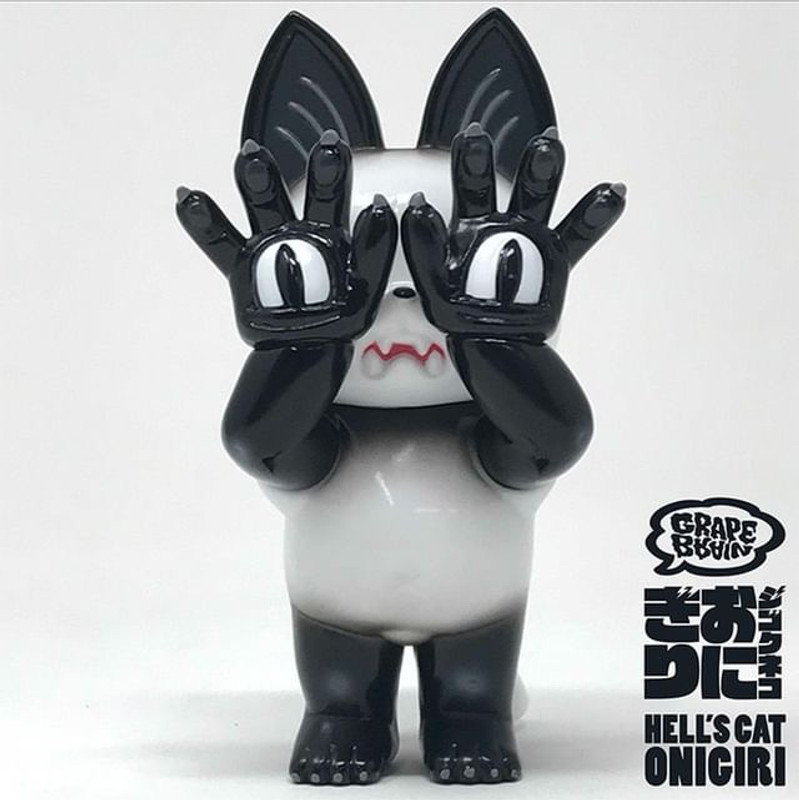 Onigiri Panda by Grape Brain PRE-ORDER SHIPS DEC 2020
