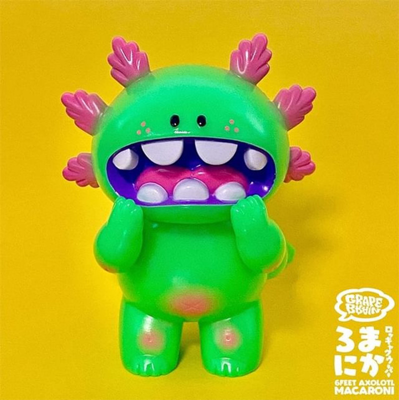 Macaroni Kiwi by Grape Brain PRE-ORDER SHIPS DEC 2020
