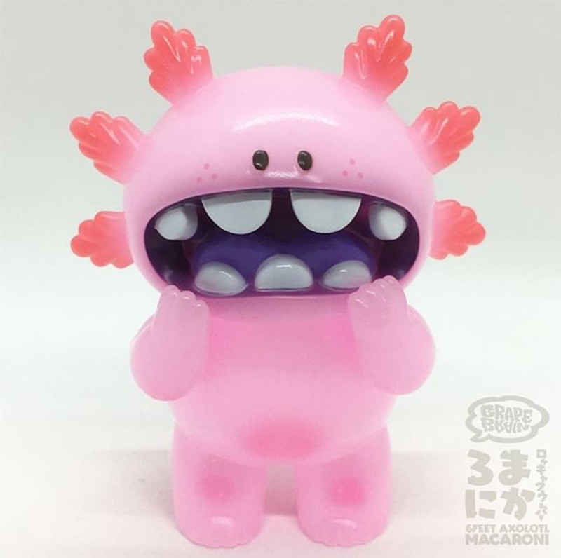 Macaroni Pink by Grape Brain PRE-ORDER SHIPS DEC 2020