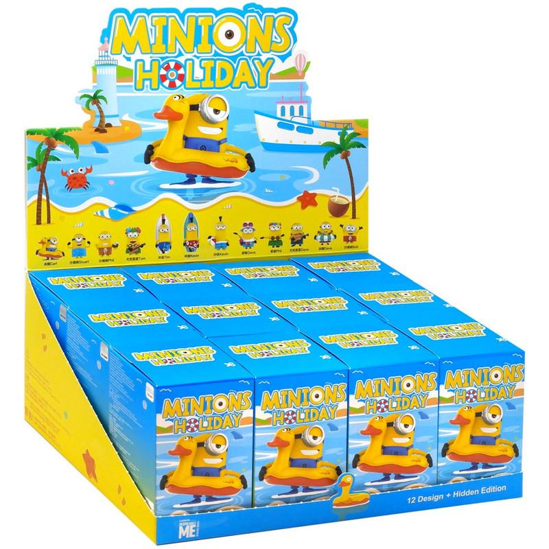 Minions Holiday Mini Series Blind Box