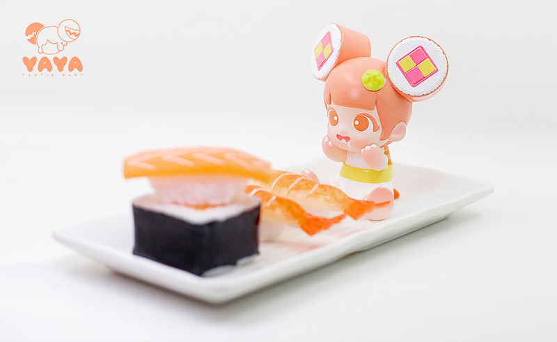 Yaya Sushi Orange by Moe Double Studio PRE-ORDER SHIPS JAN 2021