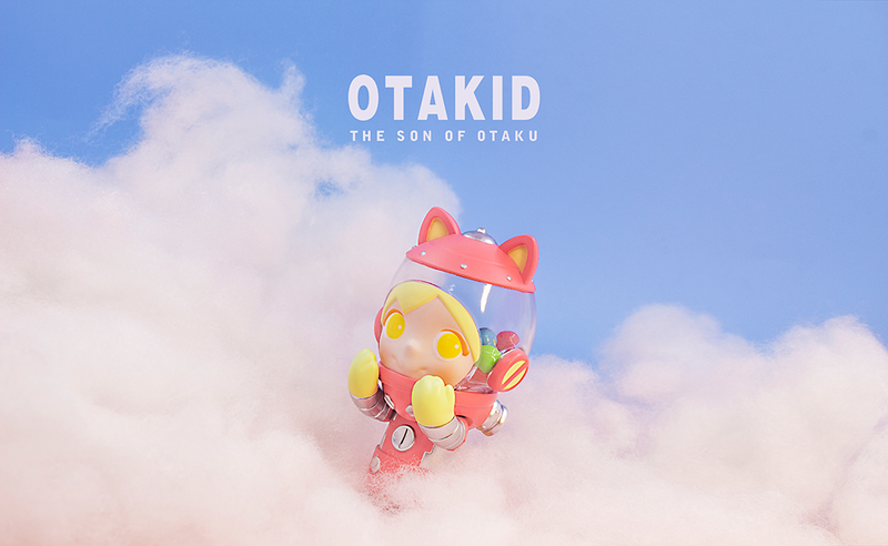 OTAKID Baby Raccoon Apple Pie by Sank Toys PRE-ORDER SHIPS JAN 2021