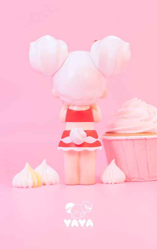 Yaya Cherry Sundae by Moe Double Studio PRE-ORDER SHIPS JAN 2021