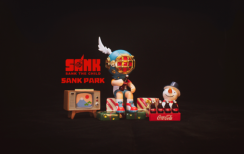 Sank Park Fly Me to the Moon by Sank Toys PRE-ORDER SHIPS JAN 2021