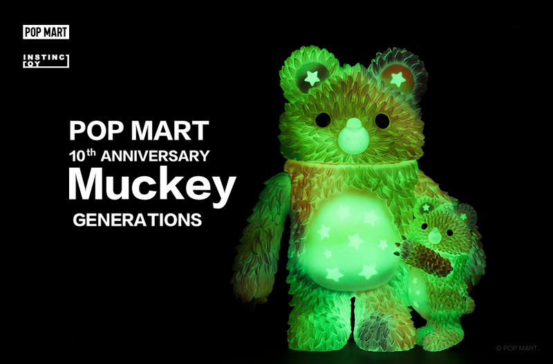 Muckey Generations by Instinctoy PRE-ORDER SHIPS LATE DEC 2020
