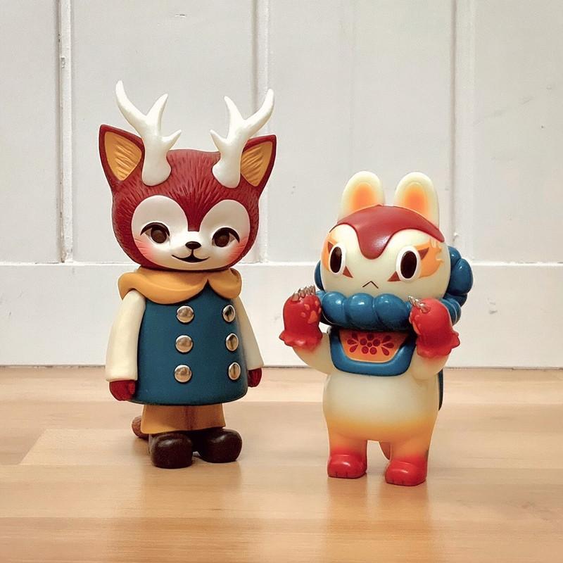 Retro Toy Shop Set 2nd Edition by Kaori Hinata & Teresa Chiba