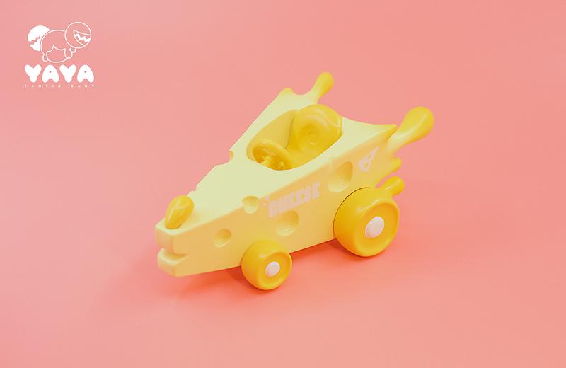 Yaya Cheese Driver Dada by Moe Double Studio