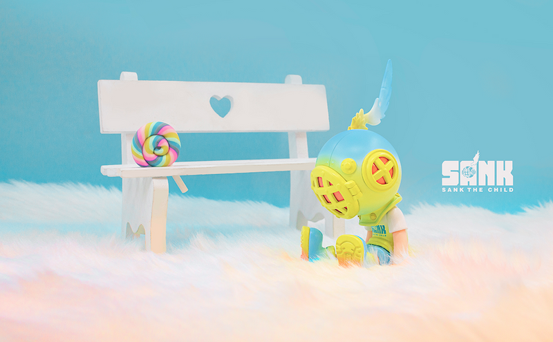 Sank Good Night Series Sunrise by Sank Toys PRE-ORDER SHIPS JAN 2021