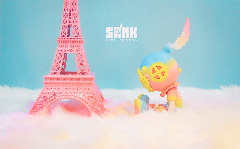Sank Good Night Series Sunset by Sank Toys PRE-ORDER SHIPS JAN 2021
