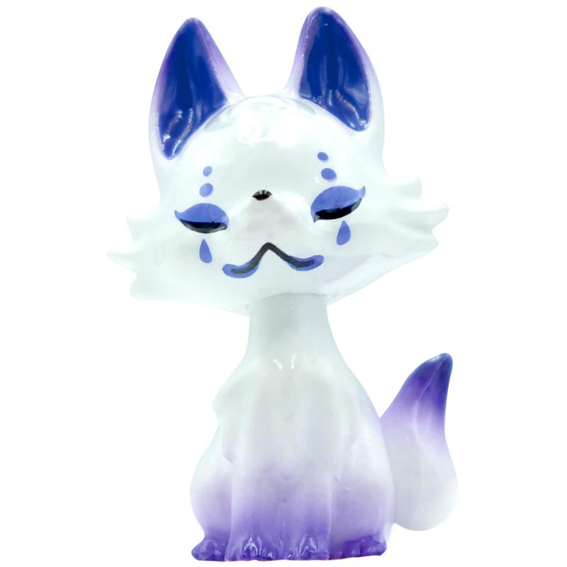 Tsubomi Fox Keychain Blind Box