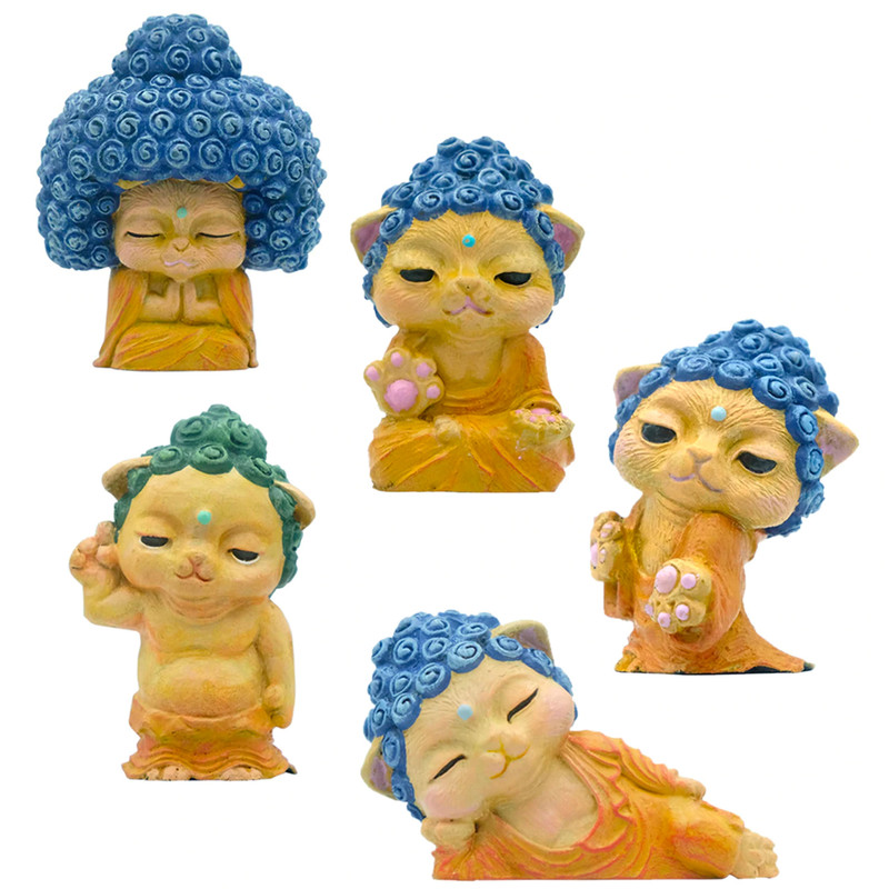 Buddha Cat Blind Box