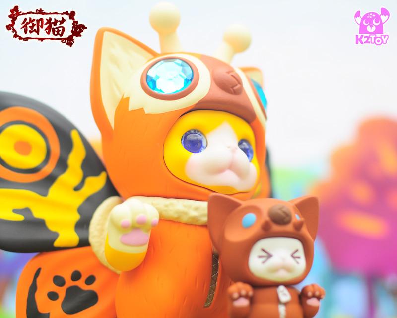Ohonneko Fantastic Beasts The Big Butterfly by k2toy PRE-ORDER SHIPS MAR 2021