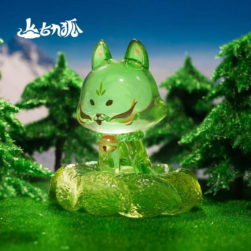 Ancient Nine Fox Xiuxian Series Blind Box PRE-ORDER SHIPS JAN 2021
