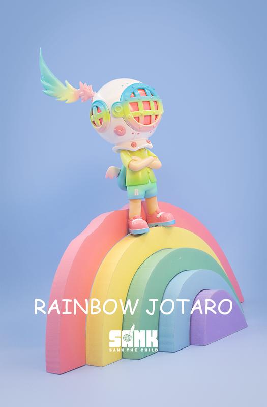 On the Way Rainbow Jotaro by Sank Toys PRE-ORDER SHIPS JAN 2021