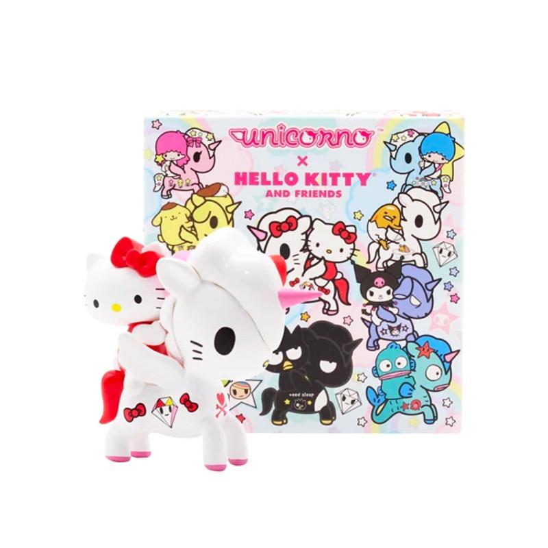 Unicorno x Hello Kitty and Friends Blind Box