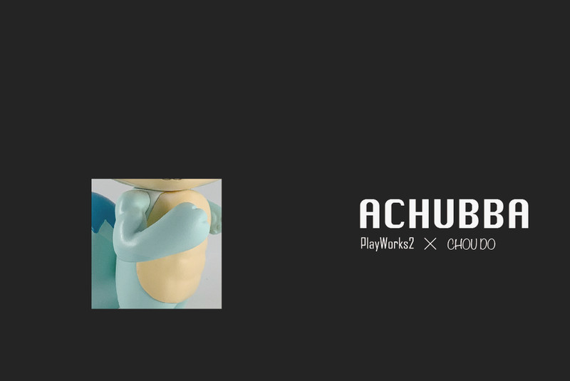 Achubba Tiffany Blue by Chou Do PRE-ORDER SHIPS JAN 2021