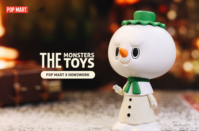 The Monsters Toys Labubu Mini Series Blind Box by Kasing Lung