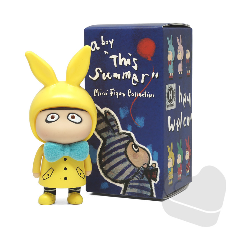 A Boy This Summer Mini Series Blind Box by b. wing