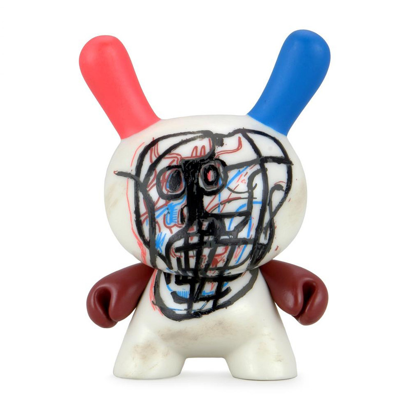 Jean-Michel Basquiat Dunny Series 2 : Blind Box