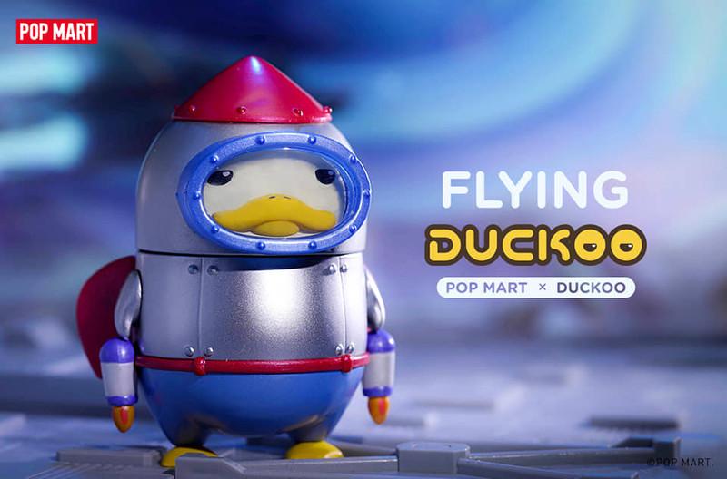Duckoo Flying Mini Series Blind Box