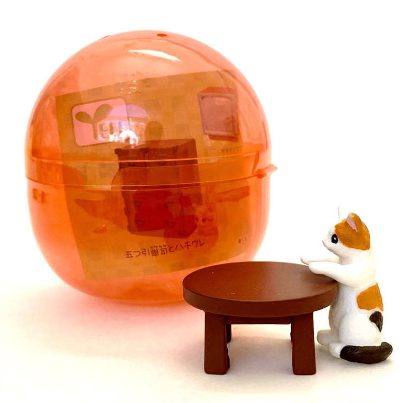 Cat House Capsule Toys
