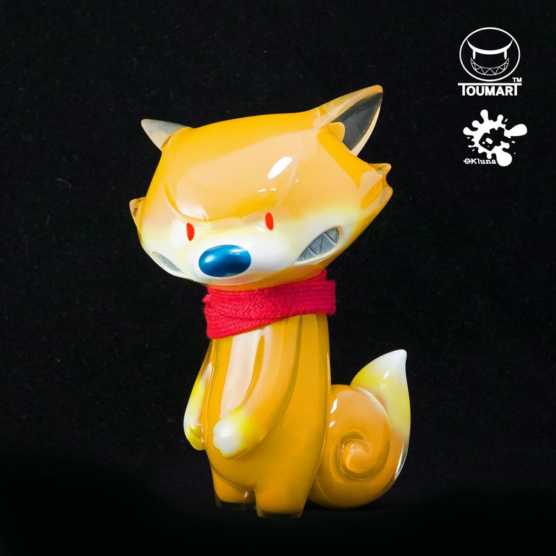 Tona the Angry Fox by OkLuna x Touma PRE-ORDER SHIPS JAN 2021