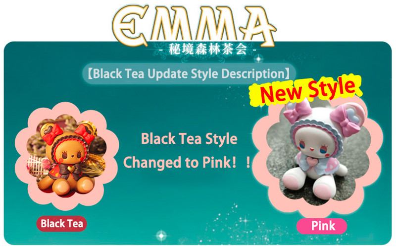 Emma Secret Forest Tea Party Blind Box PRE-ORDER SHIPS AUG 2021