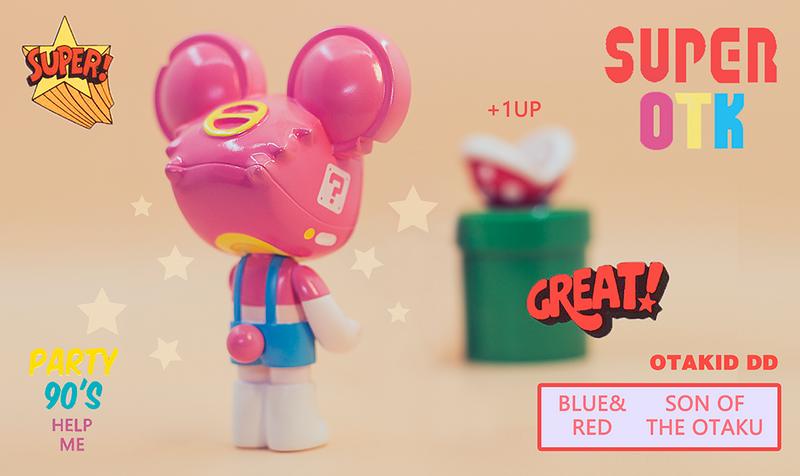 OTAKID Super DD by Sank Toys PRE-ORDER SHIPS MAR 2021
