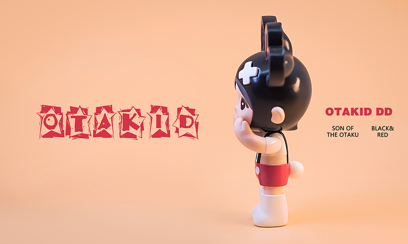 OTAKID Super DD Mouse by Sank Toys