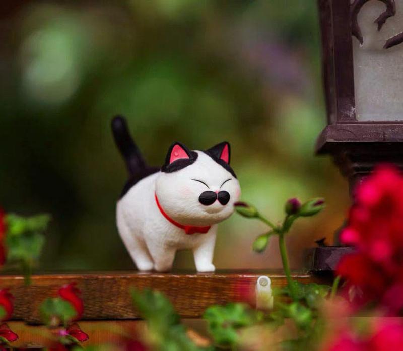 Cat Bell Blind Box