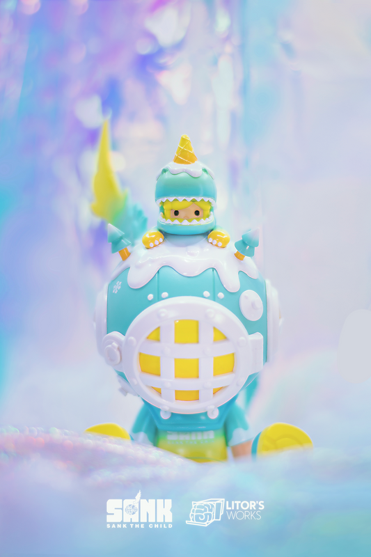 Keep Me Company Winter by Sank Toys x Litor's Works PRE-ORDER SHIPS MAR 2021
