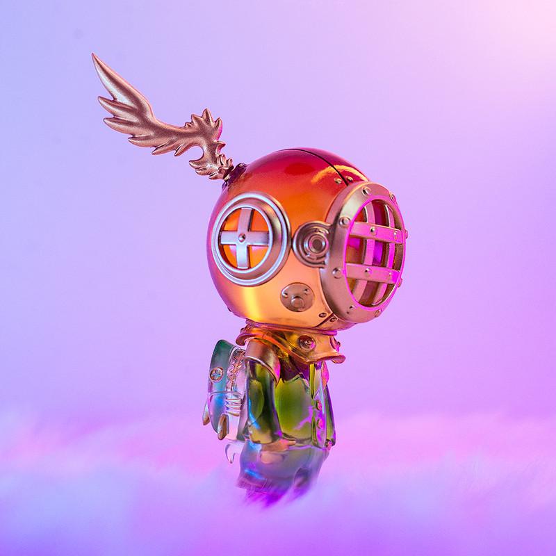 Backpack Boy Spectrum Series Rainbow by Sank Toys PRE-ORDER SHIPS MAR 2021
