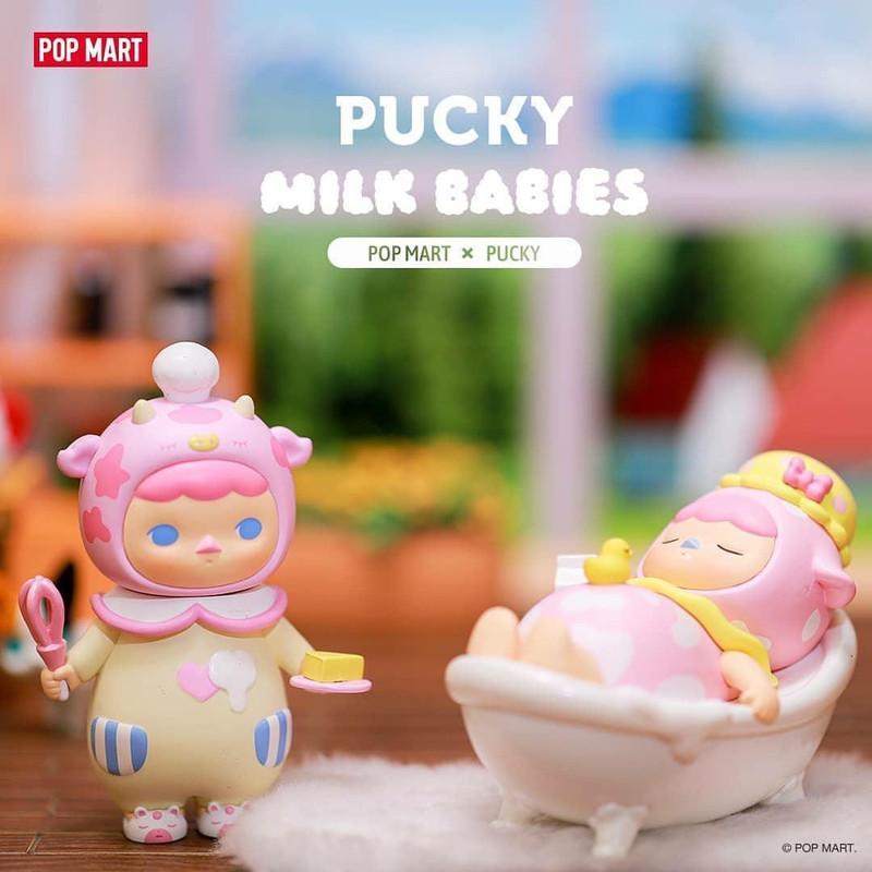 Pucky Milk Babies Mini Series Blind Box