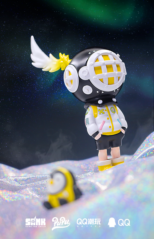 South Pole Explorers by Sank Toys X Pupu PRE-ORDER SHIPS MAR 2021